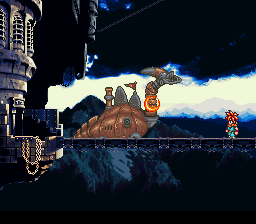 Chrono Trigger - Cut-Scene  - Gold Necklace - User Screenshot