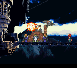 Chrono Trigger - Cut-Scene  - BOOM - User Screenshot