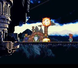 Chrono Trigger - Cut-Scene  - HeadShot - User Screenshot