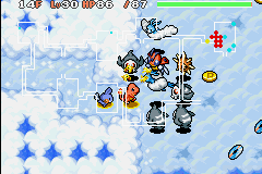 Pokemon Mystery Dungeon - Red Rescue Team - Battle  - Oh well... - User Screenshot