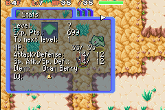 Pokemon Mystery Dungeon - Red Rescue Team - Battle  - Has this ever happened to you before? - User Screenshot