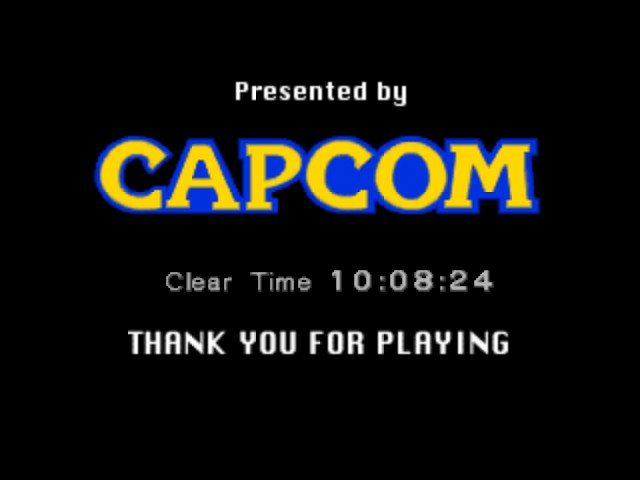 Mega Man 64 (may crash) - Gameover  - no try for a speed run but full explore lol  - User Screenshot