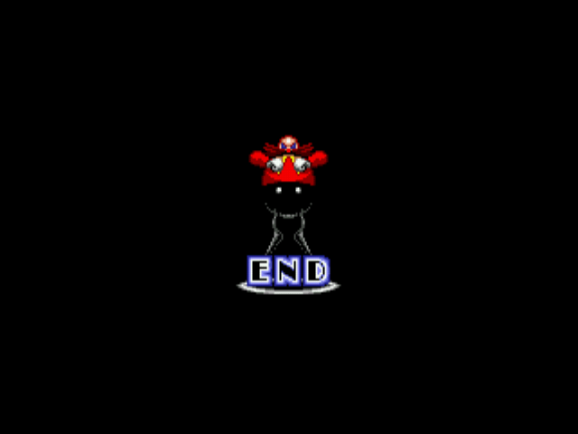 Sonic the Hedgehog - Ending  - Ending With All Emeralds. (Look No Emeralds) - User Screenshot