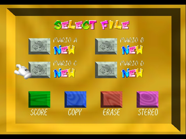 Super Mario 64 - Introduction  - The Quest for 120 Stars - User Screenshot