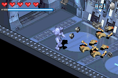 LEGO Star Wars - The Video Game - Level Episode 1 - Dead Droids - User Screenshot
