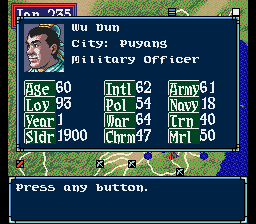 Wu Dun -Character Profile :Character Profile - User Screenshot