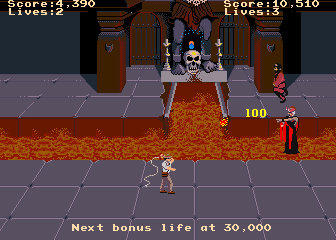 Indiana Jones and the Temple of Doom (set 1) (MAME) Game