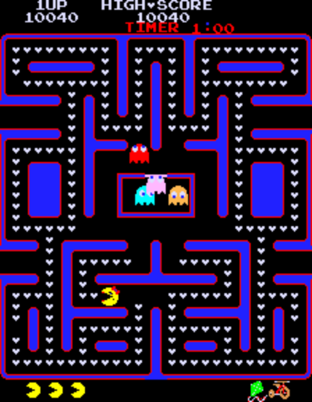how to play pacman on pc pac man