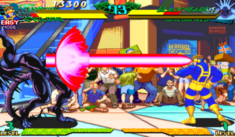 Street Fighter Vs Marvel Play It Online 111