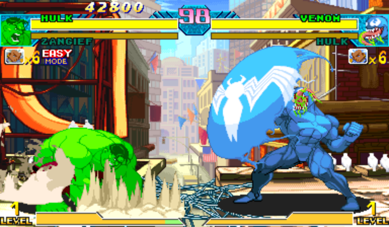 Free Online Marvel Vs Capcom Game 69