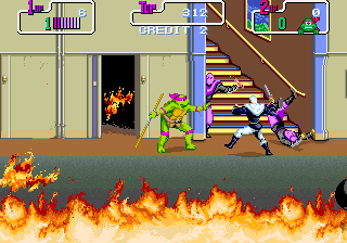 Donatello -Level :Gameplay Level  1 - User Screenshot