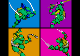 Donatello -Cut-Scene :turtles! - User Screenshot