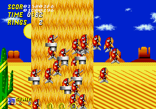 Sonic 2 Long Version - le hard mode - User Screenshot