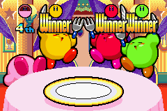 kirby the amazing mirror mini game speed eaters level 3 is. Black Bedroom Furniture Sets. Home Design Ideas