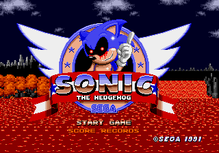 An Ordinary Sonic ROM Hack - Introduction  - Time For Round 2 - User Screenshot