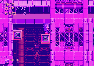 Sonic the Hedgehog 2 - Level Chemical Plant Zone - Drowning Countdown!!! - User Screenshot