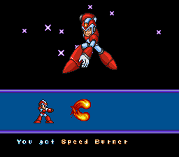 Speed Burner Ability