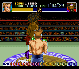Super Punch-Out!! - Battle  -  - User Screenshot