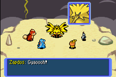 Pokemon Mystery Dungeon - Red Rescue Team - Battle  - this win feels good lol - User Screenshot
