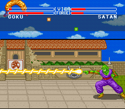 Dragon Ball Z - Super Butouden - Makankosappo! - User Screenshot
