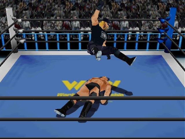 WCW vs. nWo - World Tour - Introduction  -  - User Screenshot