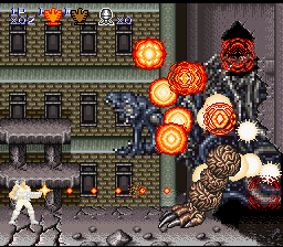 Contra III - The Alien Wars - Level  -  - User Screenshot