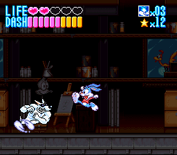 Tiny Toon Adventures - Buster Busts Loose! -  - User Screenshot