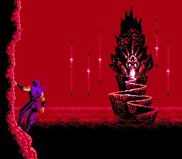 Ninja Gaiden II - The Dark Sword of Chaos - Cut-Scene  - ending - User Screenshot