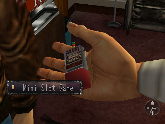Shenmue - Location  - prize for 777 in 10x token gets this - User Screenshot