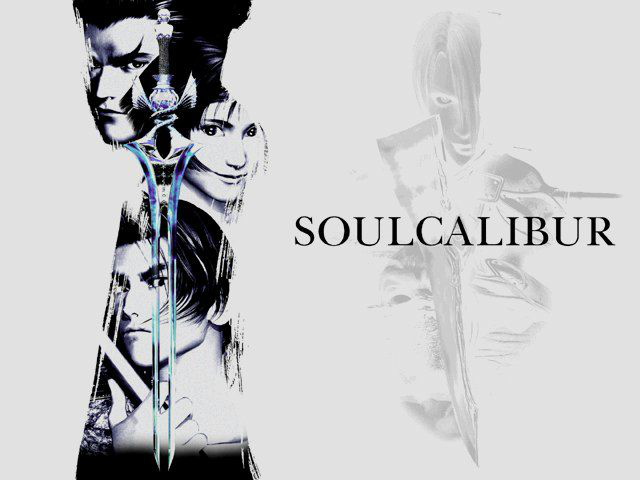 Soul Calibur - Introduction  - title sharp - User Screenshot