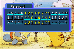 Pokemon Mystery Dungeon - Red Rescue Team - Gameover  - NEED SOME HELP HERE! - User Screenshot