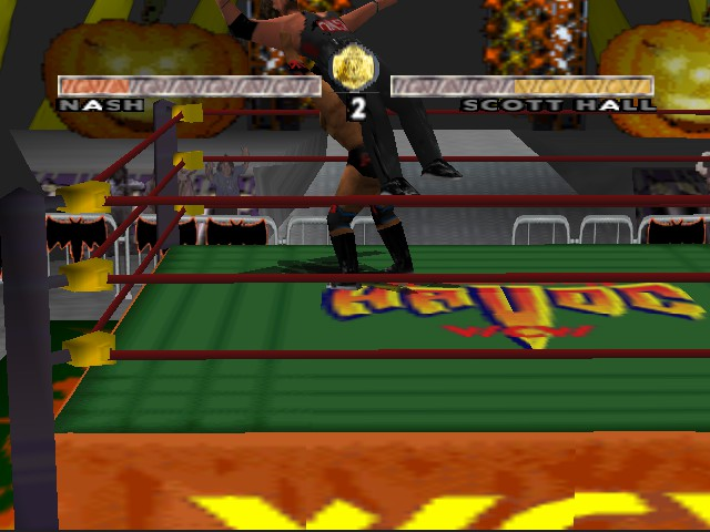WCW Nitro -  - User Screenshot