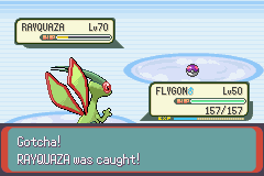 Pokemon Emerald - Battle  - yep :D - User Screenshot