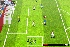 FIFA Soccer 06 - brazil fred - User Screenshot