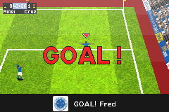 FIFA Soccer 06 - goal by fred - User Screenshot