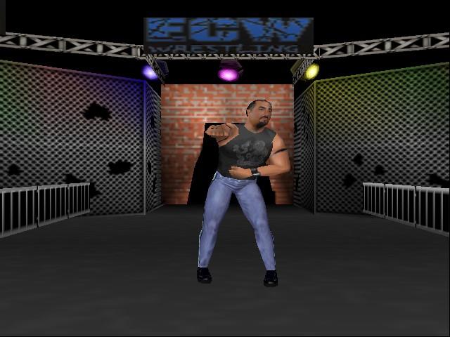 Ecw hardcore revolution 64 gameshark