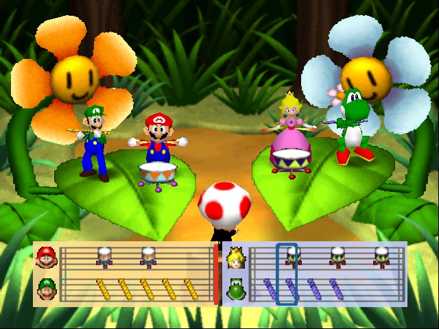 Toad Mario Party 2 Related Keywords & Suggestions - Toad Mario Party