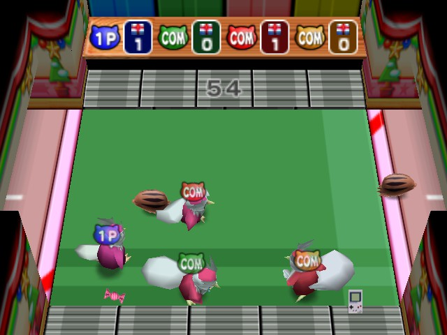 Pokemon Stadium 2 - Mini-Game Delibord