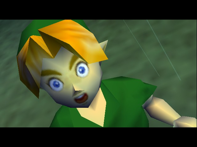 The Legend of Zelda - Ocarina of Time - Introduction  - Perfect Face - User Screenshot