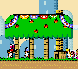 Super Mario World - Ending  - It
