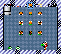 Super Mario World - hey! there