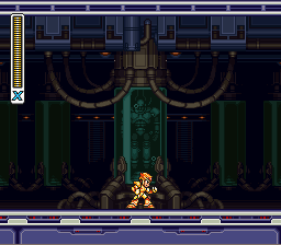 Mega Man X3 - ... - User Screenshot