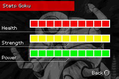 Dragon Ball GT - Transformation - Character Profile  - goku stats are ungodly - User Screenshot