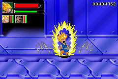 Dragon Ball GT - Transformation - super saiyan mode! - User Screenshot
