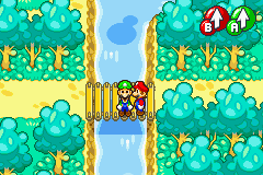 Mario & Luigi RPG - Luigi is tired - User Screenshot