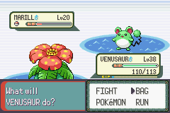 Pokemon Rebirth - Battle  - shiny again? - User Screenshot