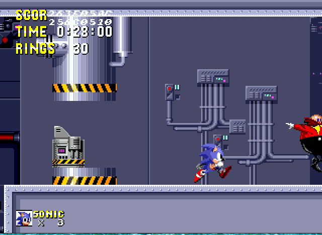 Sonic 1 Megamix - Hey Come Here. - User Screenshot