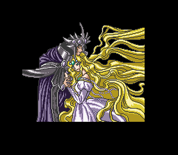 Magic Knight Rayearth - Princess Emeraude and Zagato - User Screenshot