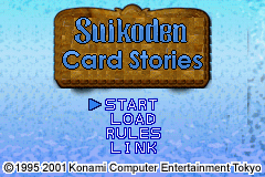 Gensou Suikoden Card Stories (english translation) -  - User Screenshot