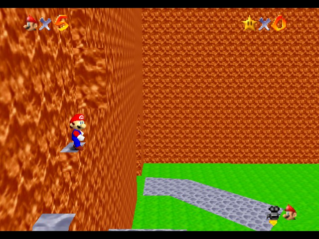 Super Mario 64 - The 10 Lost Stars -  - User Screenshot